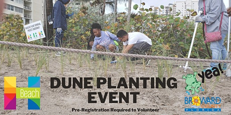 Dune Planting Volunteer Event tickets