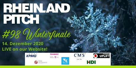 Rheinland-Pitch #98 Corona-Winterfinale Tickets