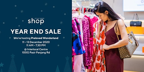 Style Theory Year End Sale 2020 - Preloved Wonderland tickets