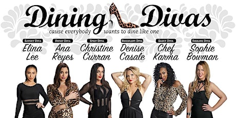Dine with the Divas on TV at Piazza Italia on Las Olas Blvd Ft Lauderdale tickets