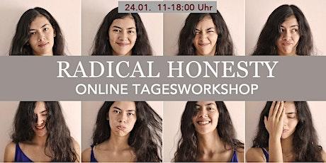 Radical Honesty Online Tagesworkshop | auf Deutsch Tickets