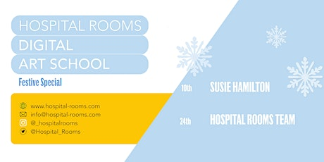 Hospital Rooms Digital Art School tickets