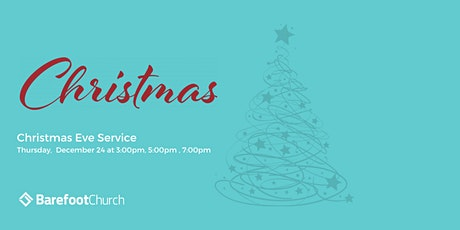Christmas Eve Service tickets