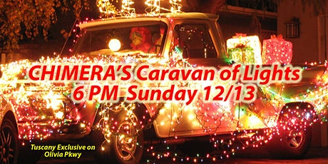 Chimera Christmas Caravan of Lights tickets