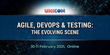 Agile, DevOps & Testing: The Evolving Scene tickets