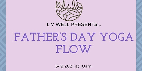 Father's Day Flow tickets