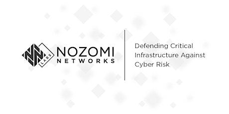 Webinar | Az ICS/OT világa a kiberbiztonság szemüvegén keresztül | Nozomi tickets