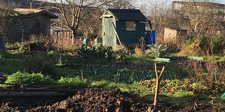 Starting an Organic Allotment tickets