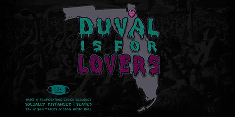 Duval is For Lovers: Emo - Pop Punk - Throwbacks at 1904 tickets