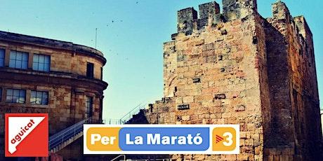 Visita guiada x la Marató de TV3: Medicina i Malaltia a Tarragona -Català entradas