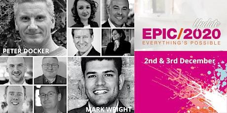 EPIC2020 - Update tickets