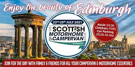 The Scottish Motorhome & Campervan Show tickets