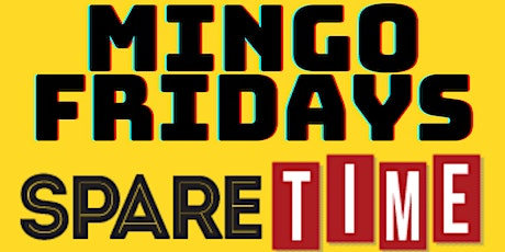 MINGO! at SPARE TIME HUNTERSVILLE! tickets