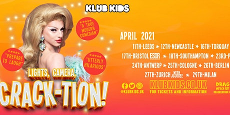 Klub Kids Leeds presents MIZ CRACKER (Crack-tion) ages 14+ tickets