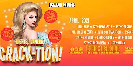 Klub Kids Leeds presents MIZ CRACKER (Crack-tion) ages 14+ tickets