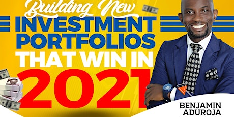 BUILDING NEW INVESTMENT PORTFOLIOS THAT WIN IN 2021 tickets