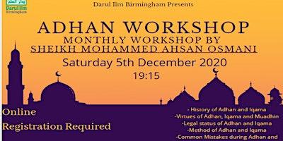 Adhan Workshop
