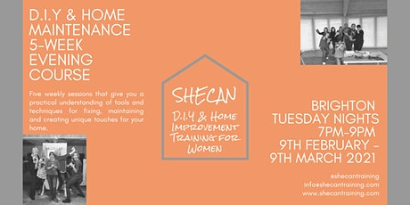 SheCan Evening Course tickets