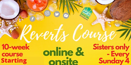 Reverts Course tickets
