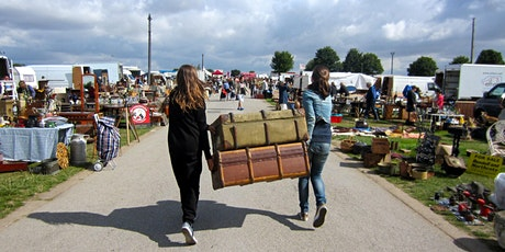 Pop-Up Antiques and Salvage Market tickets