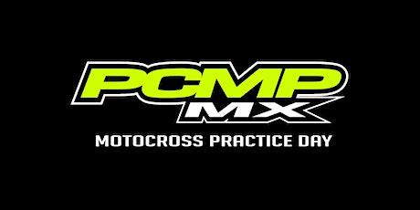 PCMP MX PRACTICE DAY SUNDAY 06/12/20 tickets