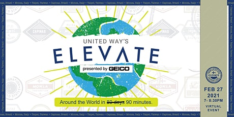 United Way's ELEVATE presented by GEICO tickets