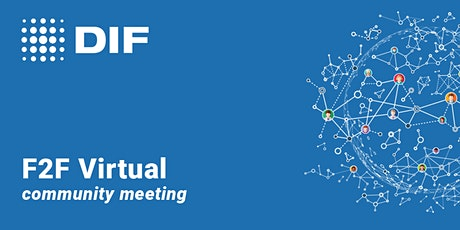 DIF Face to Face - Virtual #2 tickets