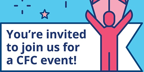 Combined Federal Campaign Event tickets
