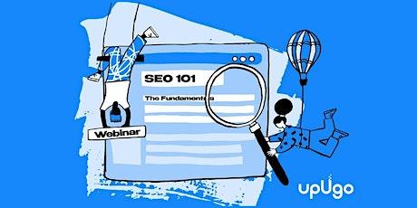 upUgo Academy presents... 'SEO 101, The Fundamentals' entradas