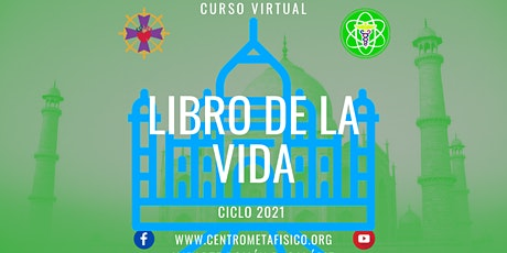 LIBRO DE LA VIDA: Curso Virtual tickets