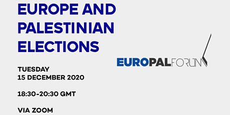 Europe and Palestinian Elections tickets