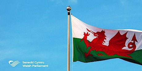 Gweledigaeth ar gyfer Cymru fwy cyfartal // A vision for a more equal Wales tickets