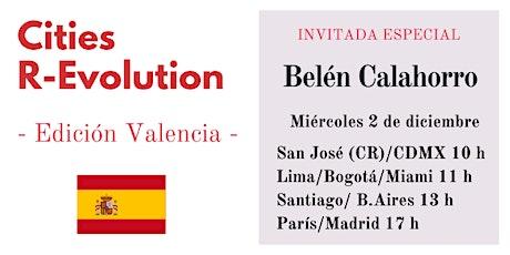 Cities R-Evolution: Valencia entradas