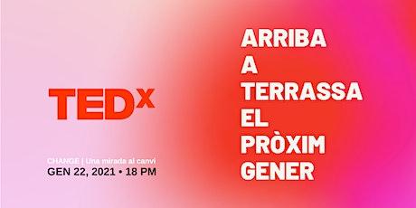 TEDxTerrassa 2021 entradas