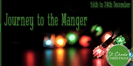 Journey to the Manger - Wednesday 16th  December tickets