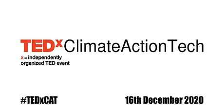 TEDxClimateActionTech tickets