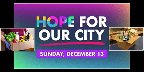 Hope For Our City (Food Drive) tickets