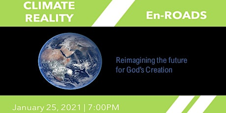 Reimagining the Future for God's Creation tickets