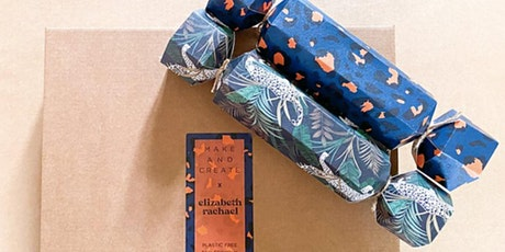 Eco friendly Christmas cracker workshop tickets