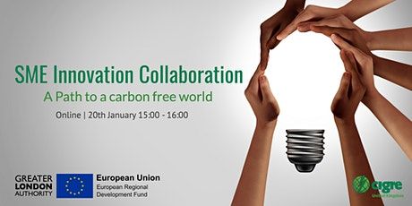 SME Innovation Collaboration: A path to a carbon free world tickets