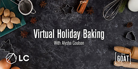 LC and The Goat's Virtual Holiday Baking- Gahanna tickets