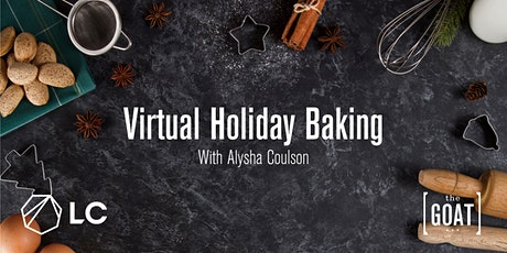 LC and The Goat's Virtual Holiday Baking- Hilliard tickets