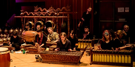 Virtual gamelan - teaching and facilitating in the online world tickets