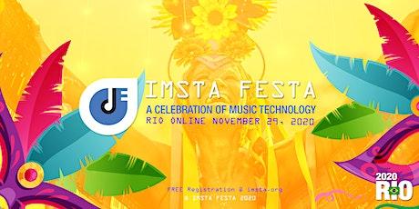 IMSTA FESTA RIO tickets