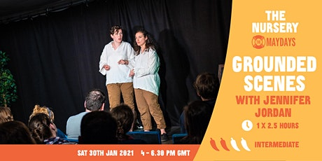 Online Improv Elective: Grounded scenes tickets