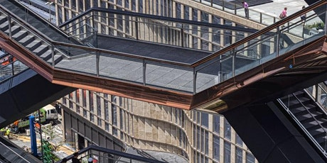 Princeton Photo Workshop: The High Line and Hudson Yards Vessel tickets