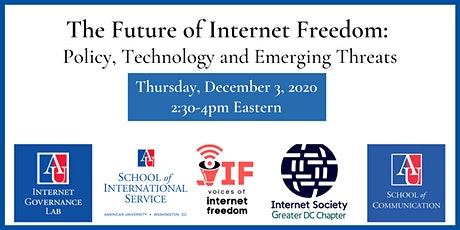 The Future of Internet Freedom tickets