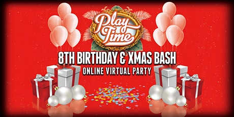 Play Time Xmas & 8th Bday Party Live tickets