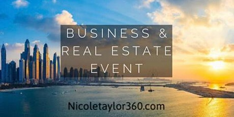 Dallas, Tx  Real Estate & Business Event tickets