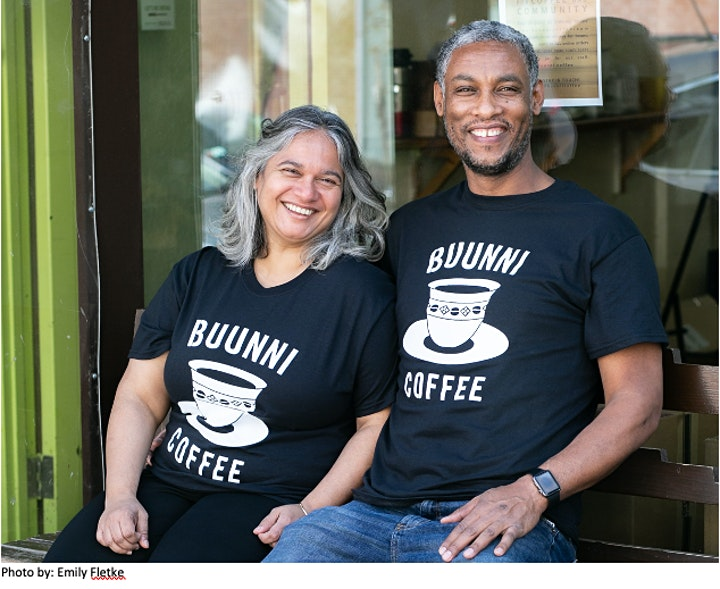 Ethiopian Coffee Tasting with Buunni image